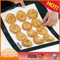 RENJIA kitchen silicon heat-resistant mats silicone heat insulation mat custom silicone mat