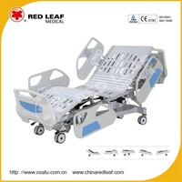 OST-E502R 5 functional hospital electric bed