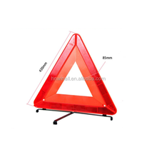 collapsible car safety reflector warning triangle