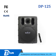 15 inch fm radio digital super bass 10 inch bluetooth wireless remote portable speaker