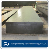 718 Modified Pre hardened Mirror Plastic Mould Steel manufacture