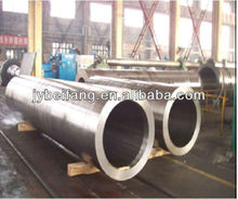 SGS Audited Anti-oxidation Degassing Graphite rotor shaft