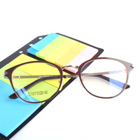 Wholesale Italy Brand Design 2018 Hot Latest Model Spectacle Anti Blue Light Elegant Acetate Metal Frame Optical Reading Glasses