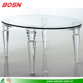 high quality lucite acrylic dining plexiglass table