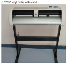 730mm Mini sticker cutting printer, sticker cutting machine ct630/ct1200