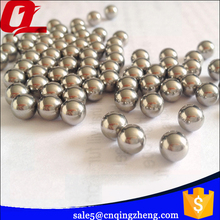 1.5 inch large solid carbon steel ball with high hardness