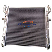 full aluminium radiators fit for scania 112/113 auto truck cooling engines 1100630