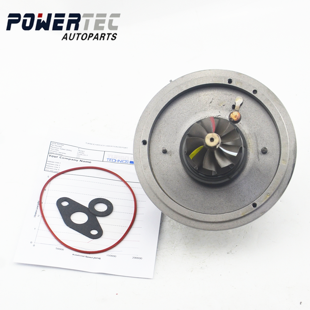 Powertec Turbo turbine cartridge GT1752V 762965 core assembly CHRA for BMW X3 2.0 <strong>d</strong>