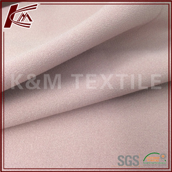 100% polyester dying single jersey knit fabric