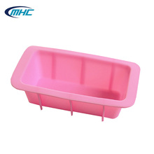 Rectangle Pain Silicone Gâteau Moule Savon Moule