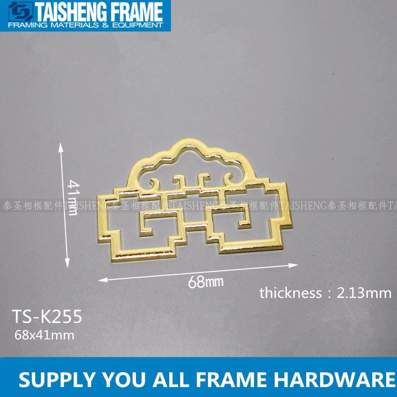 TS-K255 bilderrahmen zubehör middle size metall kunst wand ...