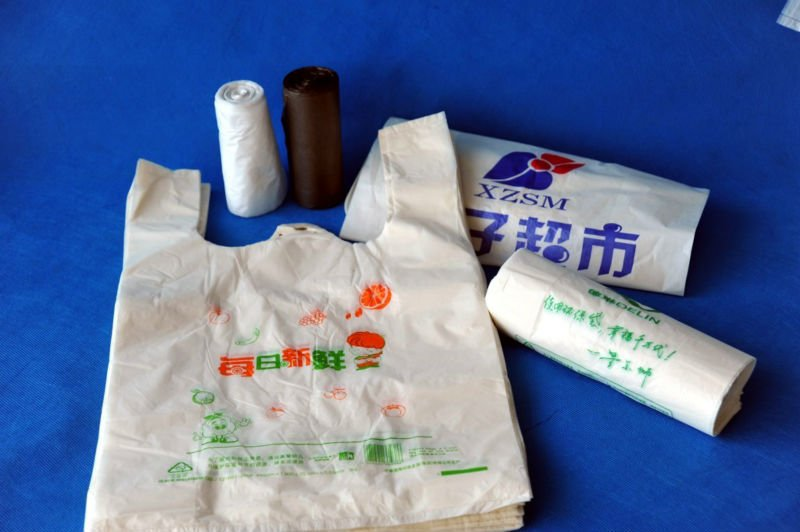 colorful hdpe plastic bags 25kg