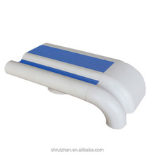 Handrail for Stairs Plastic PVC Handrail for Hospital Wall with Good Quality