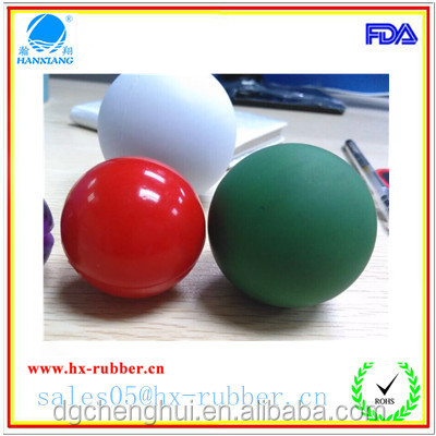 Hot Sale Mini double rubber ball Eco-friendly feature massage roller ball