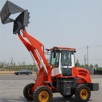 China engineering&construction machinery/earth-moving machinery wheel loader CH918