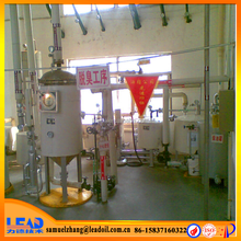 New Lead complete plant crude palm oil refining machine