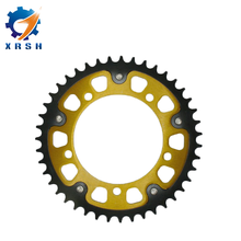 Motorcycle Sprockets wheel for honda wave 125