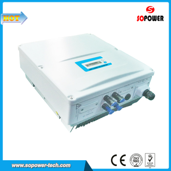 Hybrid Solar Photovoltaic System 1000W Solar Grid Inverter with MPP Tracking Contriller