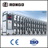 Top quality motor automatic railway gate