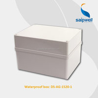 Saipwell waterproof electric meter box/outdoor meter box Metal enclosure ip66