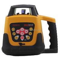 200HV Rotation Laser Level 360 Line Laser with Dry Battery Pack & Setting Slope Function