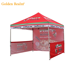 Full colour printing instant shelter event tent pop up canopy