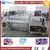 TKE903 CENTER FILLED SOFT CANDY PACKING MACHINE