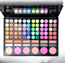 78 Colors Eyeshdow Blush Eyebrow Palette Private Label Alibaba China
