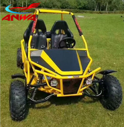 Racing adult Go Kart buggy 196CC 200CC cheap gas powered go karts for sale