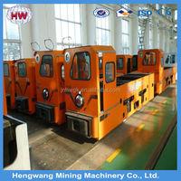 underground CTY mining electric locomotive