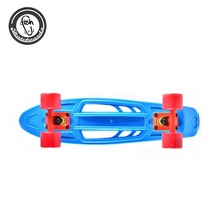 Low Price wholesale professional mini fish plastic skateboard