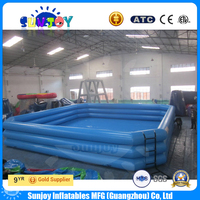 2016 Special Design Cheap Large PVC Inflatable Swimming Pool Price For Outdoor