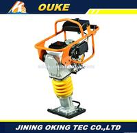 Best choice! direct sale soil tamping rammer for wholesales,2 stroke petrol engine tamping rammer(ce)