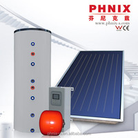 12 years export experienc freeze resistant solar heater