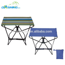 Easy carry pocket size foldable beach chaircheap lightweight folding fishing pocket chair