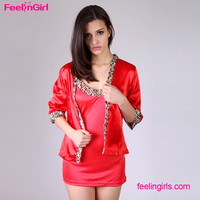 Wholesale new style babydoll lingerie pic sleepwear sexy for women