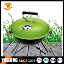 YL2314W# Professional factory supply stand charcoal bbq with good price, portable barbeuce grill