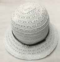 New design women lace cloche hats pattern for sale