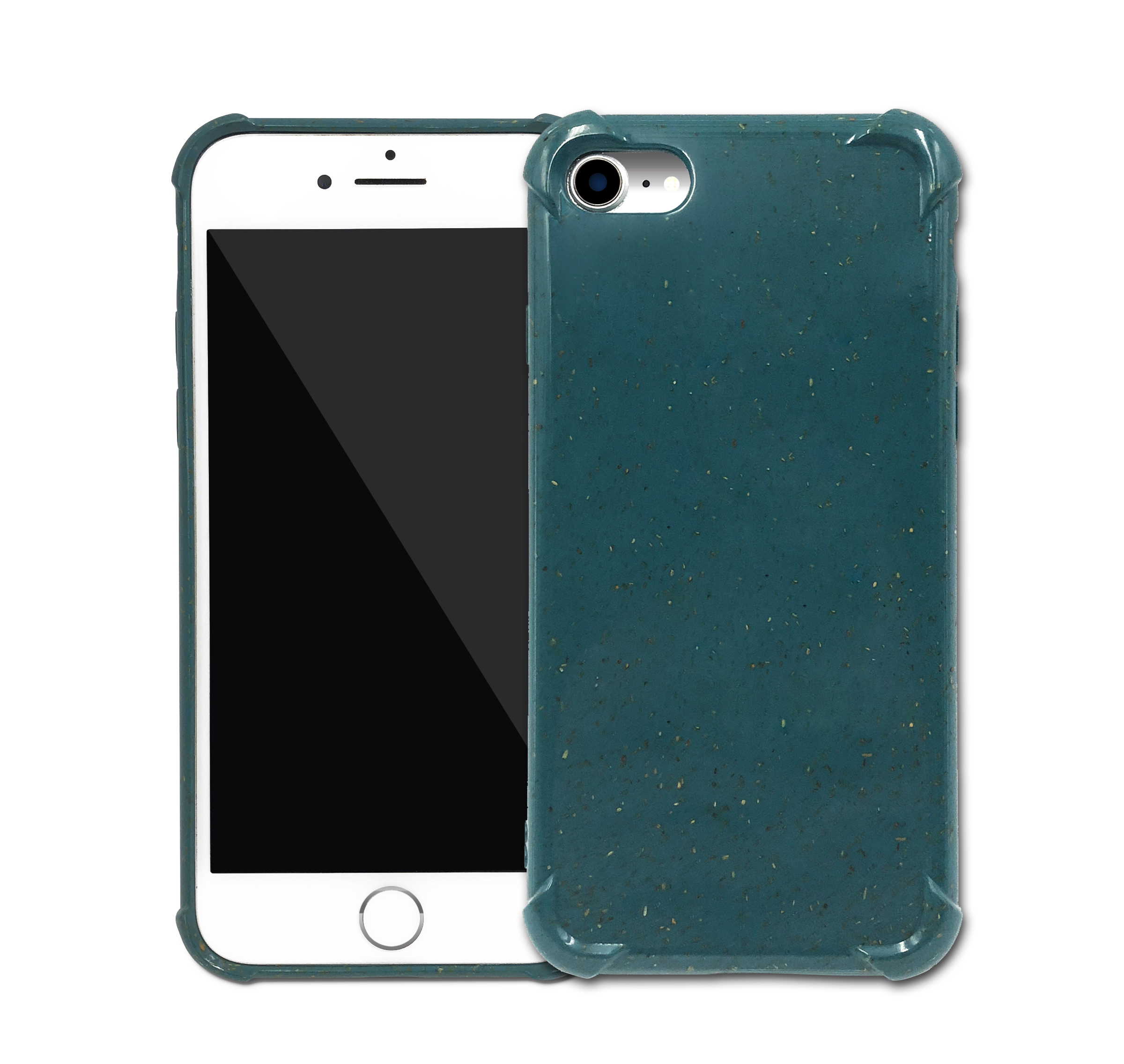 YOFEEL For iPhone Case Wheat PLA Biodegradable eco friendly <strong>Mobile</strong> <strong>Phone</strong> Case