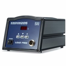 ESD Lead Free digital Soldering Station, KS-205 station soldering with dc power supply