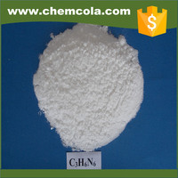 china melamine formaldehyde resin chemical for tableware 99.8% melamine crystal