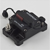 Meet SAE J1625 60A Copper Bussmann Ty Circuit Breaker for audio systems, privite label is available, also offer Tyco