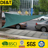 100% new material shade sails online, aluminum awning parts, waterproof sun shade sail