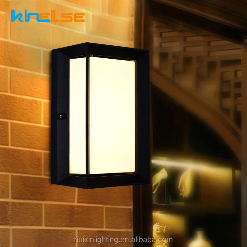 Hot sale factory direct supply Nordic wall lamp modern outdoor lighting LED glass wall light modern with low price