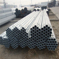 galvanized steel pipe price per meter/galvanized steel pipe sleeve/electrical wire conduit hot galvanized steel pipe