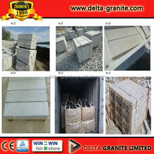 China Kerbstone granite,Natural curbstone/kerbstone paving stone with CE&WIN=WIN certificate