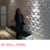 Continental waterproof PVC wallpaper 3D wallpaper stone wallpaper exercises, paper, 3D wood siding vinyl wall wallpaper roll