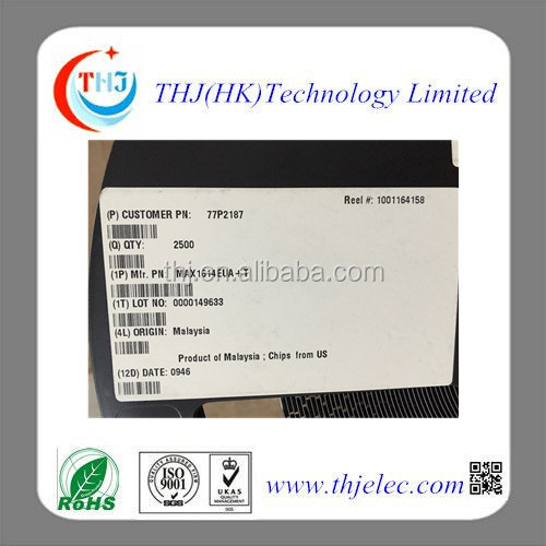 MAX1614EUA+T IC DVR MOSFET electronic ic
