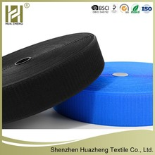 Hiway china supplier double side adhesive hook and loop strap