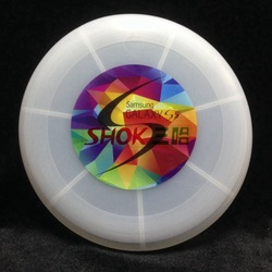 Plastic led flashing frisbee beautiful led frisbee,colorful frisbee